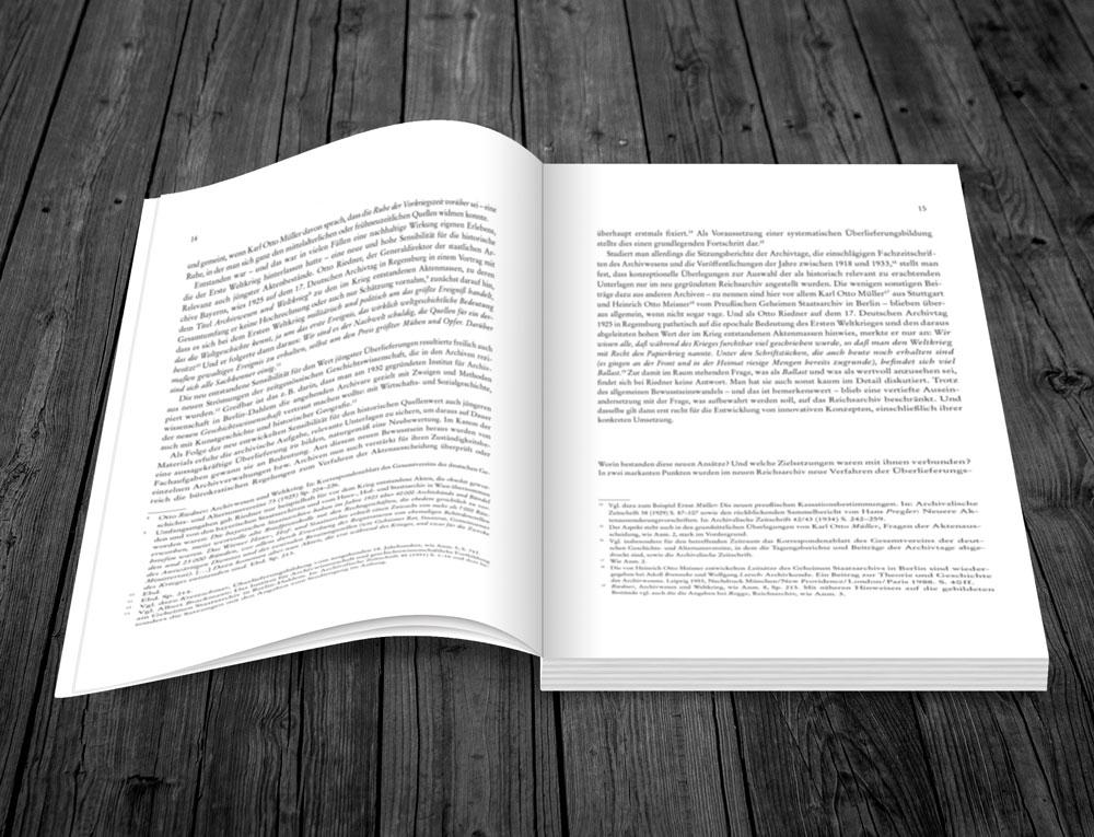 Ein Softcover Buch - klebegebundene Broschur ist günstig und optisch attraktiv