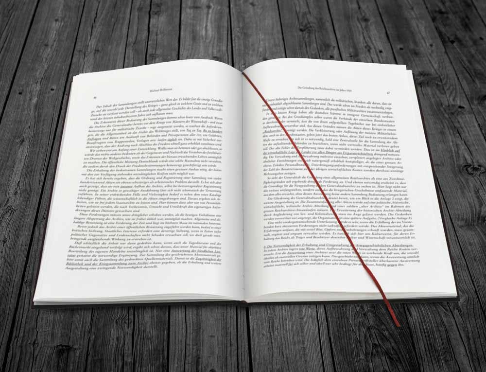 Hardcover und Festeinband sind hochwertige und langlebige Bücher