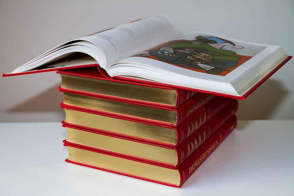 Hardcover Buch Druck